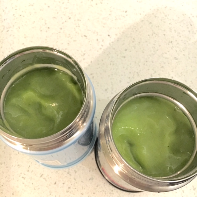 {green juice}